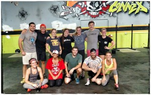 CrossFit Connext 4:30p Class! Madison, WI
