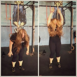 Long Hair and Burpees